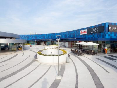 Jesolo (VE): Laguna Shopping.