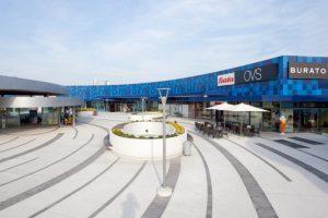 Jesolo (VE): Laguna Shopping.